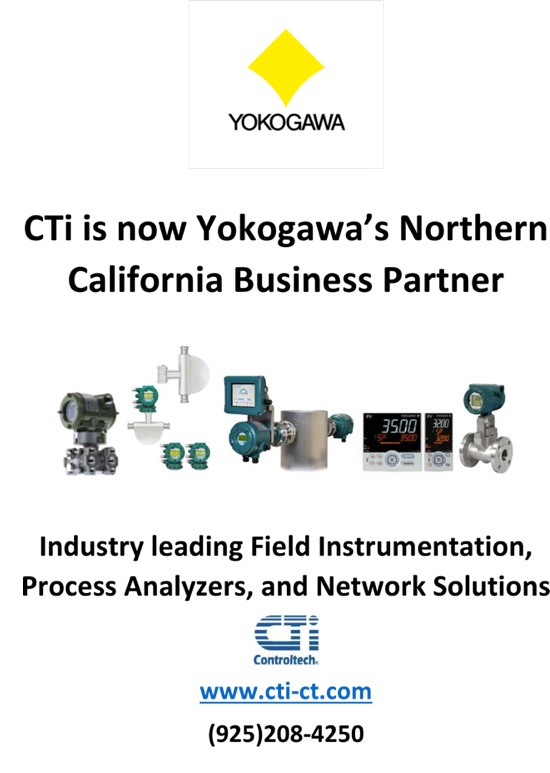 Yokogawa's Northern California Business Partner