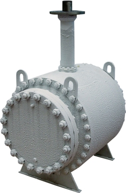 Valbart Trunnion Ball Valve